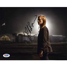 "Jessica Chastain ""Zero Dark Thirty"" Signed 8x10 Photo Certified Authentic PSA/DNA COA"