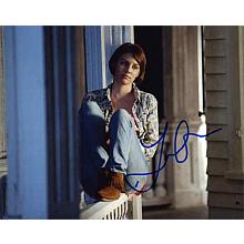Lauren Cohan The Walking Dead Signed 8x10 Photo Certified Authentic JSA COA