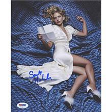 Sarah Michelle Gellar Nice Signed 8x10 Photo Certified Authentic PSA/DNA COA