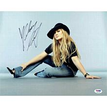 Hilary Duff Signed 11x14 Photo Certified Authentic PSA/DNA COA