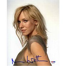 Naomi Watts Sultry Signed 8x10 Photo Certified Authentic PSA/DNA COA