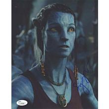 Sigourney Weaver 'Avatar' Signed 8x10 Photo Certified Authentic JSA COA AFTAL