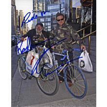 Robin Williams & Radio Man Signed 8x10 Photo Certified Authentic PSA/DNA COA