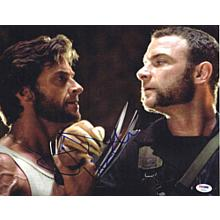 X-Men Origins: Wolverine Cast Signed 11x14 Photo Certified Authentic PSA/DNA COA