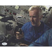 James Cameron Ghosts of the Abyss Signed 8x10 Photo Certified Authentic JSA COA