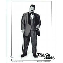 Robbie Coltrane 'James Bond'  Signed 8x10 Photo Certified Authentic JSA COA