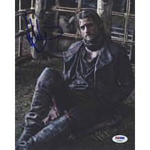 "Nikolaj Coster-Waldau ""Game of Thrones"" Signed 8x10 Photo Certified Authentic PSA/DNA COA"