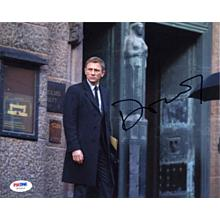 Daniel Craig 'James Bond' 007 Signed 8x10 Photo Certified Authentic PSA/DNA COA