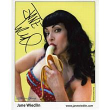 Jane Wiedlin The Go Go's Signed 8x10 Photo Authentic COA