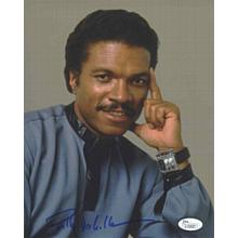 Billy Dee Williams Star Wars Signed 8x10 Photo Certified Authentic JSA COA