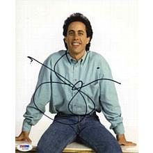 Jerry Seinfeld Signed 8x10 Photo Certified Authentic PSA/DNA COA