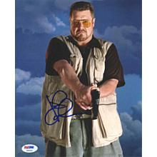 "John Goodman ""The Big Lebowski"" Signed 8x10 Photo Certified Authentic PSA/DNA COA"