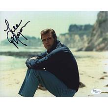 Lee Majors 'Six Million Dollar Man' Signed 8x10 Photo Certified Authentic JSA COA