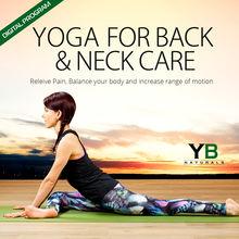 Yoga for Back & Neck Care Workshop