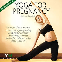 Learn Prenatal Yoga Online Access