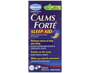 Calms Fort? Sleep Aid, 100 Tablets