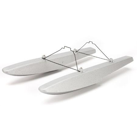 Float Set w/Accessories: UMX Carbon Cub SS, Sport Cub S