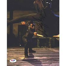 Wesley Snipes Blade Signed 8x10 Photo Certified Authentic PSA/DNA COA