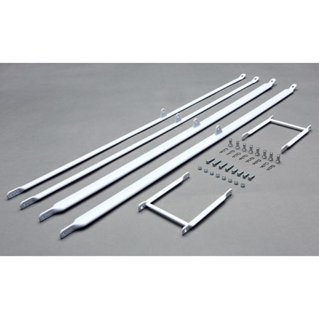 Wing Strut Set with Hardware: Carbon-Z Cub