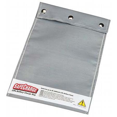 SafeCharge LiPo Battery Charge Bag 3S 3200mAh Max