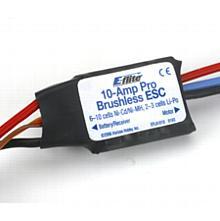 10-Amp Pro Brushless ESC