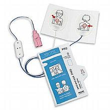 Infant/Child Reduced-Energy Defibrillator Pads