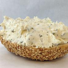 Asiago Chive Cream Cheese, 1/2 lb.