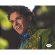 Richard Madden Cinderella Signed 8x10 Photo Certified Authentic PSA/DNA COA
