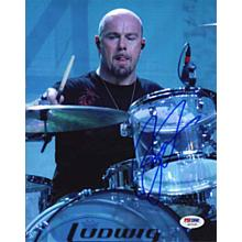 Jason Bonham Signed 8x10 Photo Certified Authentic PSA/DNA COA