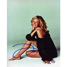 Faith Hill Feet Signed 8x10 Photo Certified Authentic PSA/DNA COA