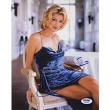 Faith Hill Sexy Signed 8x10 Photo Certified Authentic PSA/DNA COA