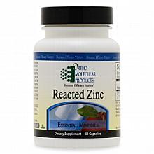 Reacted Zinc 60 CT
