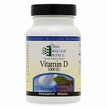 Vitamin D 1000IU 180 CT