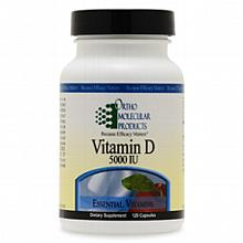 Vitamin D 5000IU 60 CT