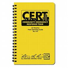 CERT book for all disaster needs (2 per pkg)