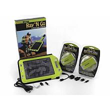 Ray 'N Go Solar Cell Phone Charger