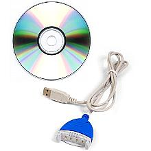 HeartSine Samaritan Software & Data Cable
