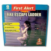 Fire Ladder 2 Story- 13 feet