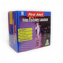 Fire Ladder 3 story- 25 feet