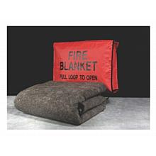 Fire Blanket with Case