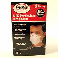 AMS T33B N95 Particulate Respirator.