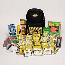 Earthquake Survival Deluxe Kit - 3 Person Backpack