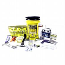 Earthquake Deluxe Kit - 3 Person Bucket