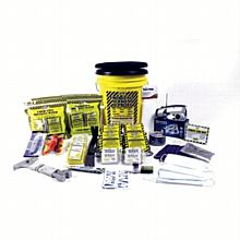 Earthquake Survival Preparedness Deluxe Kit - 4 Person Bucket