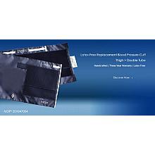 MDF2090-470 Latex Free Thigh Blood Pressure Cuff (Double Tube)