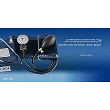 Sphygmomanometer | MDF808 Calibra Pro Aneroid w/Stethoscope.