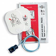 Philips FR2 & ForeRunner Adult AED Defibrillator Pads - 5 Pack 989803158221