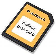Defibtech Training Software Card