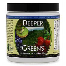 Deeper Greens Powder 15 Servings