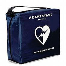 Replacement carrying case for HeartStart Trainer
